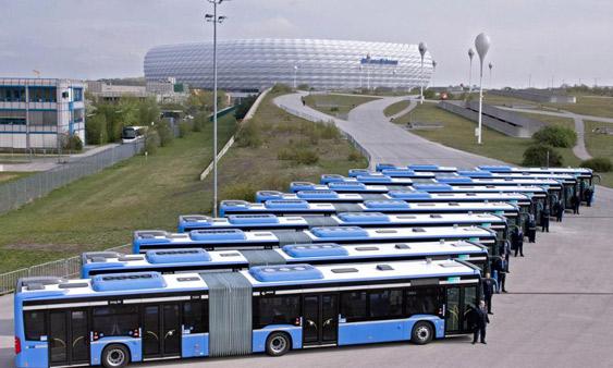 MVG-Bus_Gelenkbus