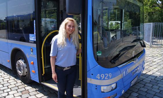 Ausbildung zum Busfahrer / Busfahrerin in München!