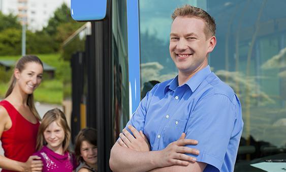Busfahrer Gehalt München Arbeitsbedingungen