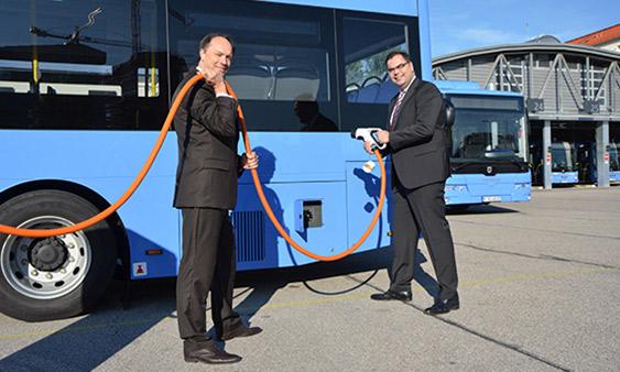 MVG_Elektrobus