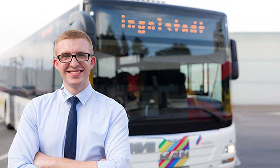 Busfahrer in Ingolstadt – ein sicherer und vielseitiger Beruf!