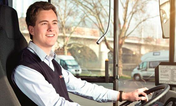 Bewerbung Als Straßenbahnfahrer